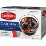 Community Cold Brew Coffee | 2017-07-26