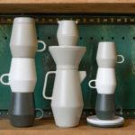 Mato Ceramics By Maikr Give Coffee Mugs Un traitement de type vin