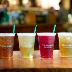 Starbucks annonce de nouveaux thés pour le printemps | 2017-03-21