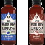 KeVita Master Brew Kombucha Roots Bière, Blueberry Basil | 2017-08-29