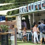 C'est une fête du froid Brew Mocktail au New Box Coffee à Miami