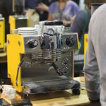 Alpha Dominche offre une gamme complète d'équipements Dalla Corte en tant que partenaire américain