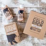 Wandering Bear Coffee dévoile des emballages en route | 2017-09-12