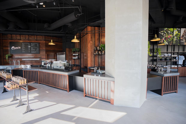 """Coava Coffee San Diego """"width ="""" 1240 """"height ="""" 827 """"/></p></noscript><p> <em> Coava Coffee est maintenant ouvert à 400 W Broadway au centre-ville de San Diego. </em></p><p> <span id="""