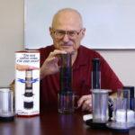 Alan Adler continue: Inventor conserve Aeropress Company, ajoutant des produits