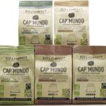 Cap'Mundo, le café équitable et biodégradable