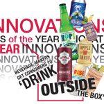 Innovations de boissons de l'année 2018