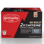 Café 2X caféine communautaire