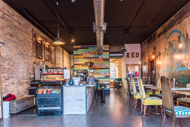 Blue Owl Coffee Lansing Michigan