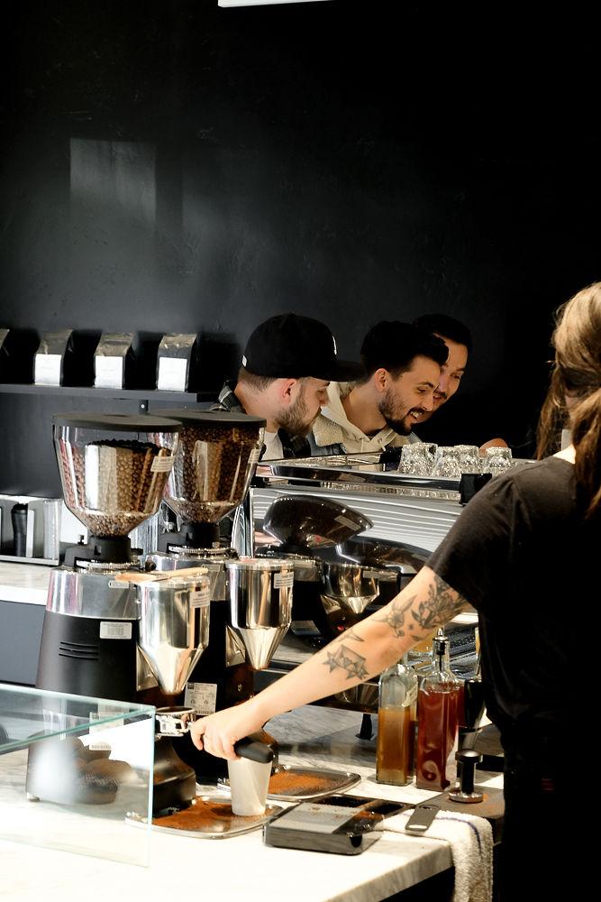 Avec café San Luis Obispo