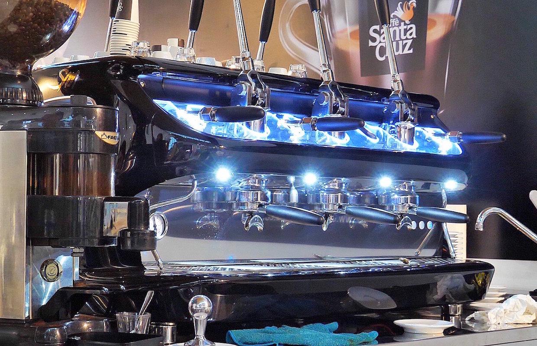 Espresso La San Marco V6
