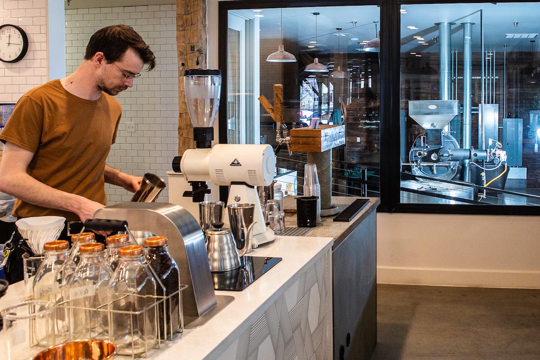 Café double Tulsa