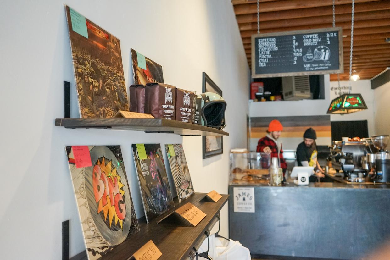 Aciérie Café Oceanside