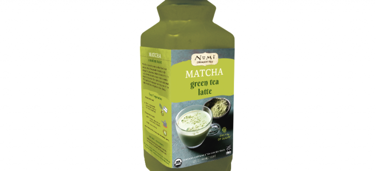 Numi Tea Latte Concentrates