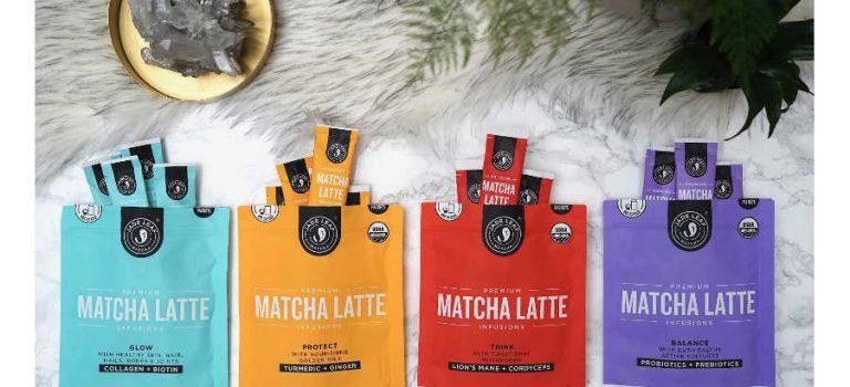 Jade Leaf Matcha lance les infusions de matcha latte