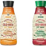 Chameleon Cold-Brew fait ses débuts au citron Spice, lait au lait d'avoine au gingembre