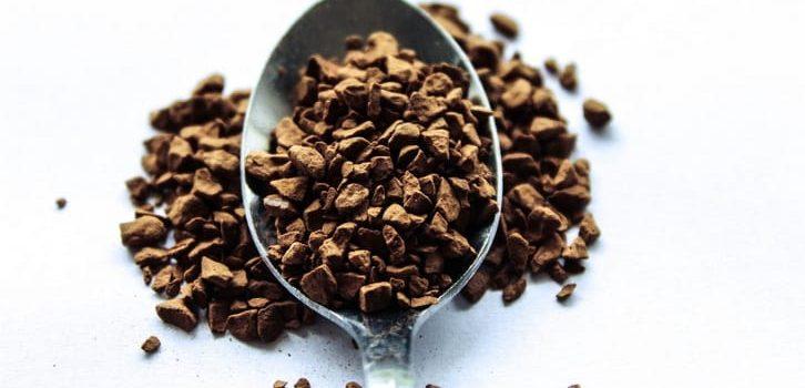 Café instantané contre café moulu • Haricots moulus