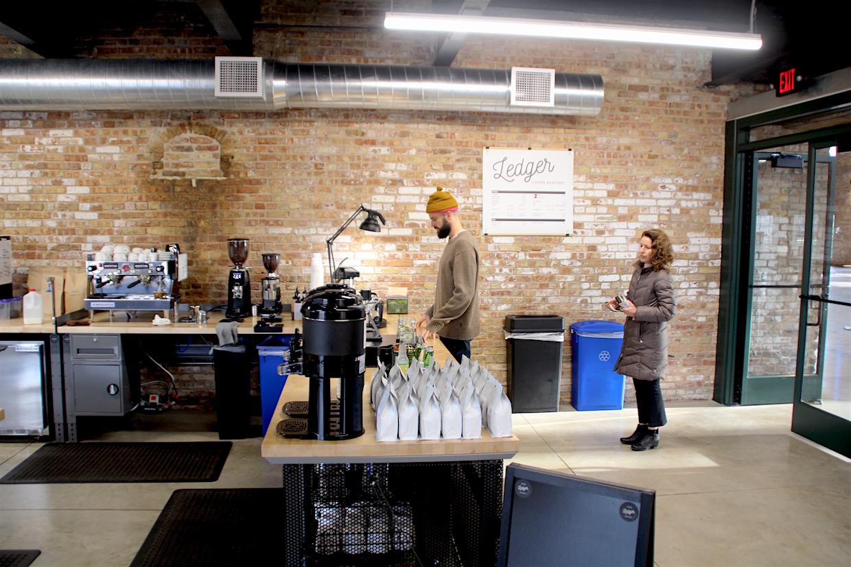 Ledger Coffee Roasters 5