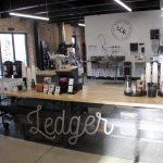 Ledger Coffee Roasters équilibre l'ancien et le nouveau à Madison, Wisconsin