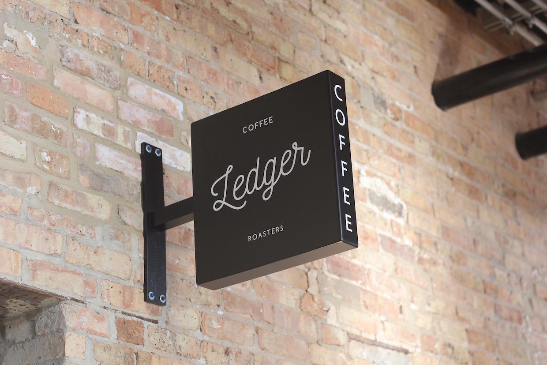 Ledger Coffee Roasters 9