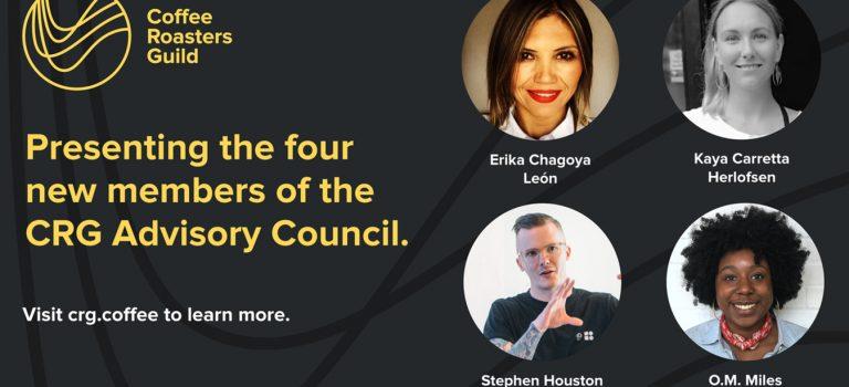 Presentando a los cuatro nuevos miembros del Consejo de Asesores del Coffee Roasters GuildDaily Coffee News by Capsules Café