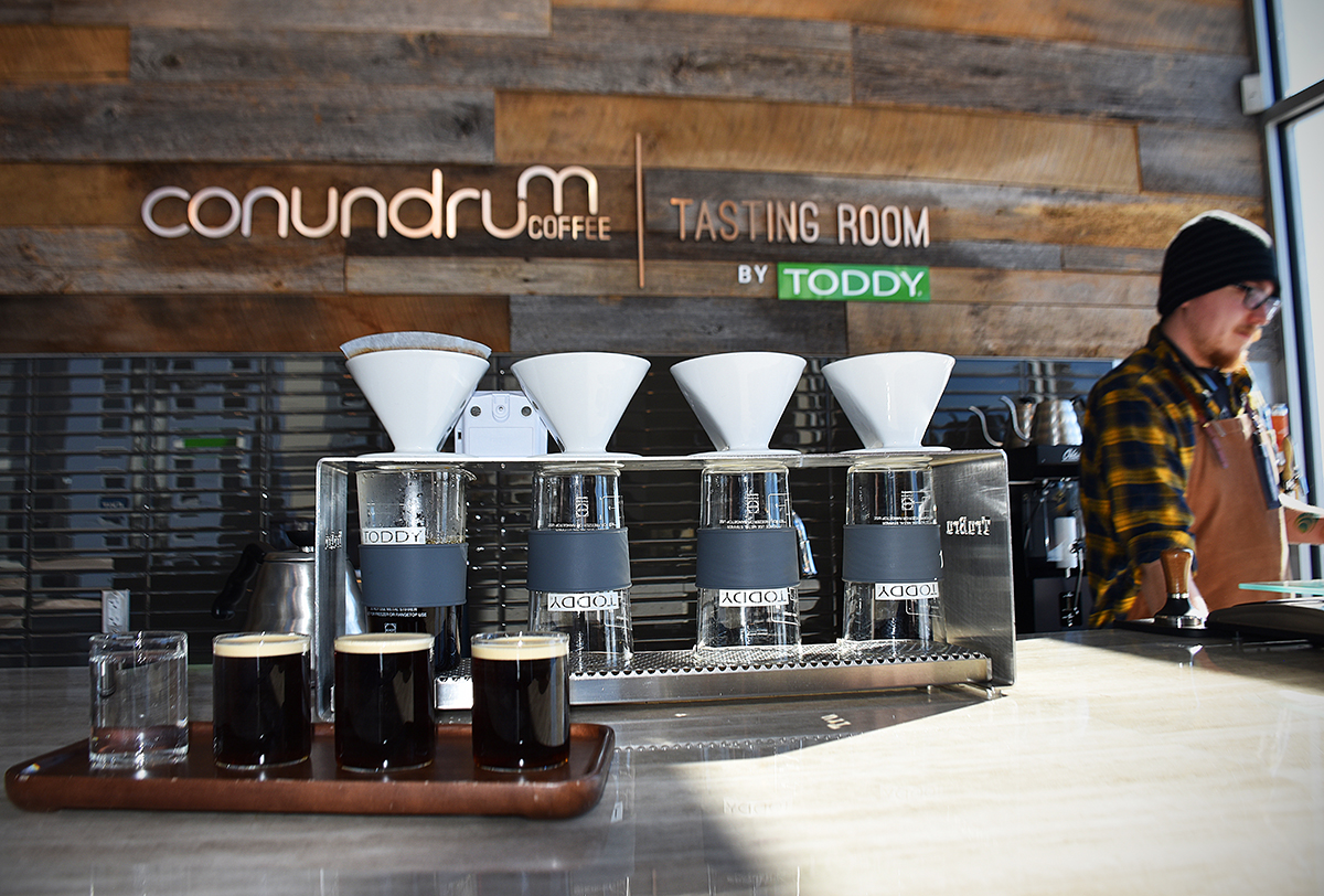 Conundrum Coffee par Toddy