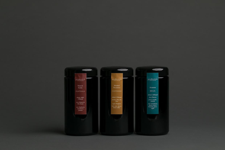 canettes de café