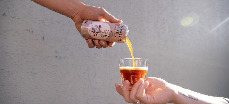 Vivic ajoute un peu de Vim et de Vigor au Canned Cold Brew Aisle