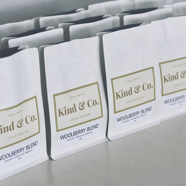 Sacs à café Kind and Co.