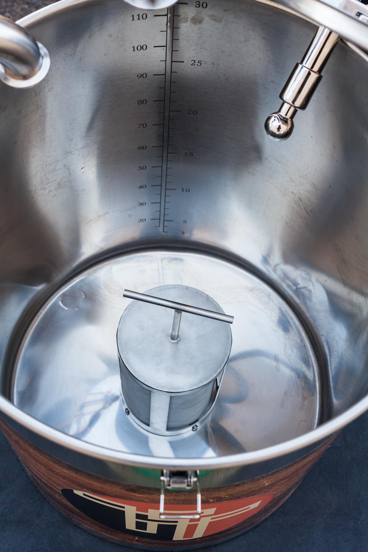 réservoir d'infusion à froid