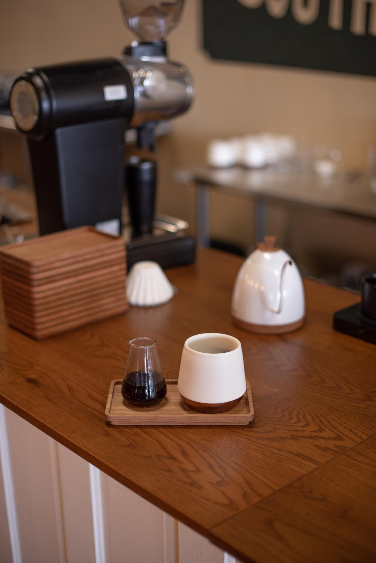 comptoir à café