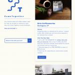 Un collègue et un mage lancent ComeTogether.coffee pour soutenir les entreprises de caféDaily Coffee News by Capsules Café