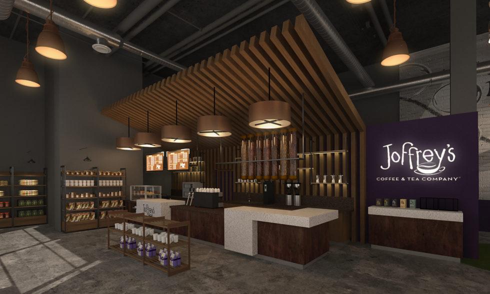 Joffrey's Coffee Midtown Tampa