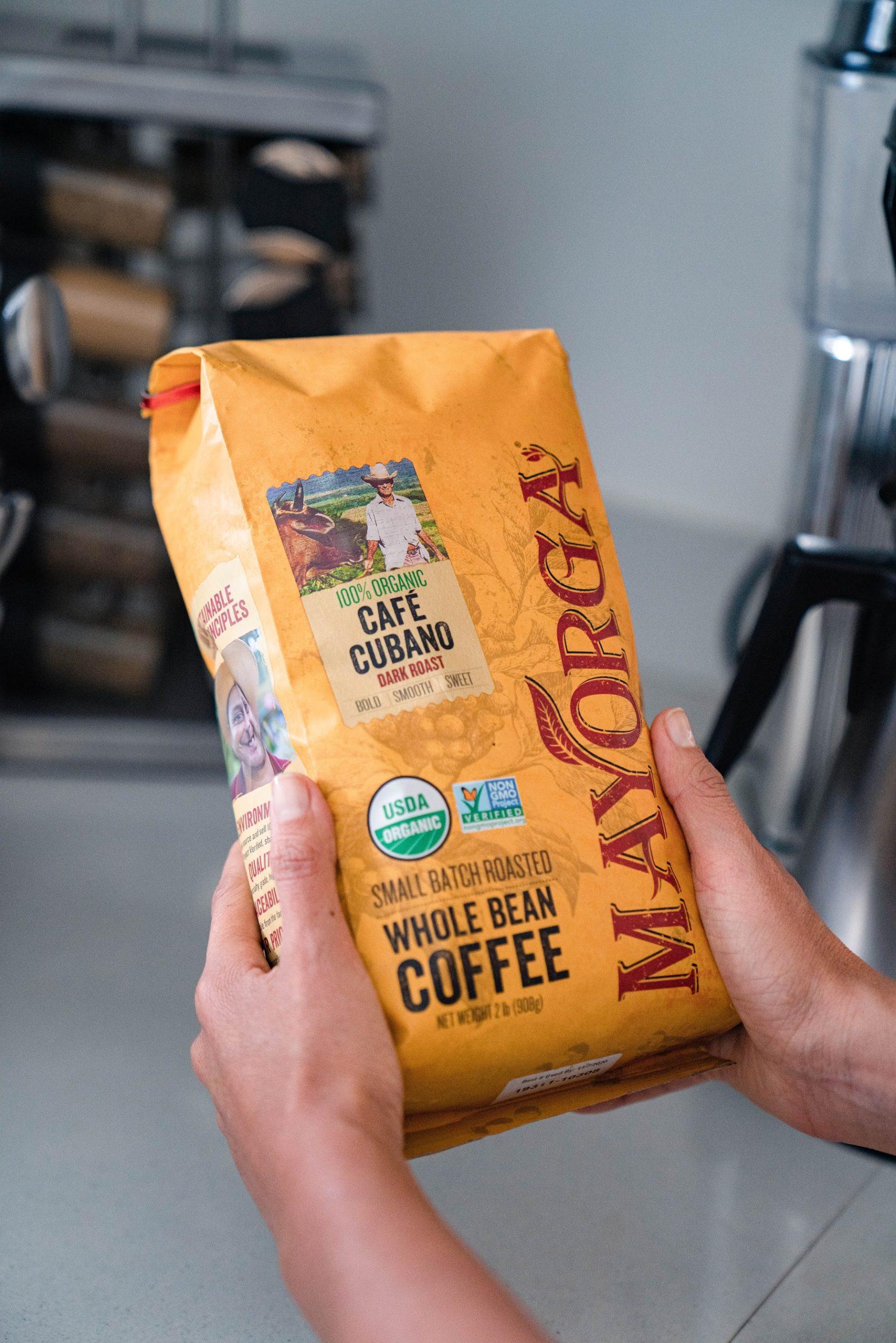 Mayorga Organics Cafe Cubano