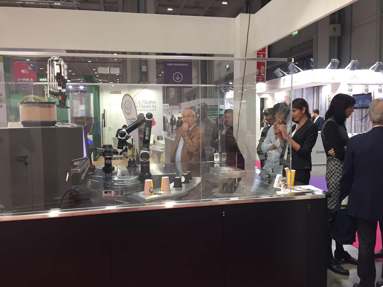 Robot Café Rozum 1
