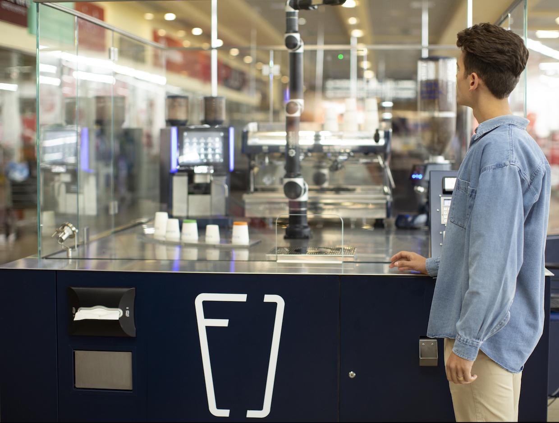 Robot Café Rozum 5