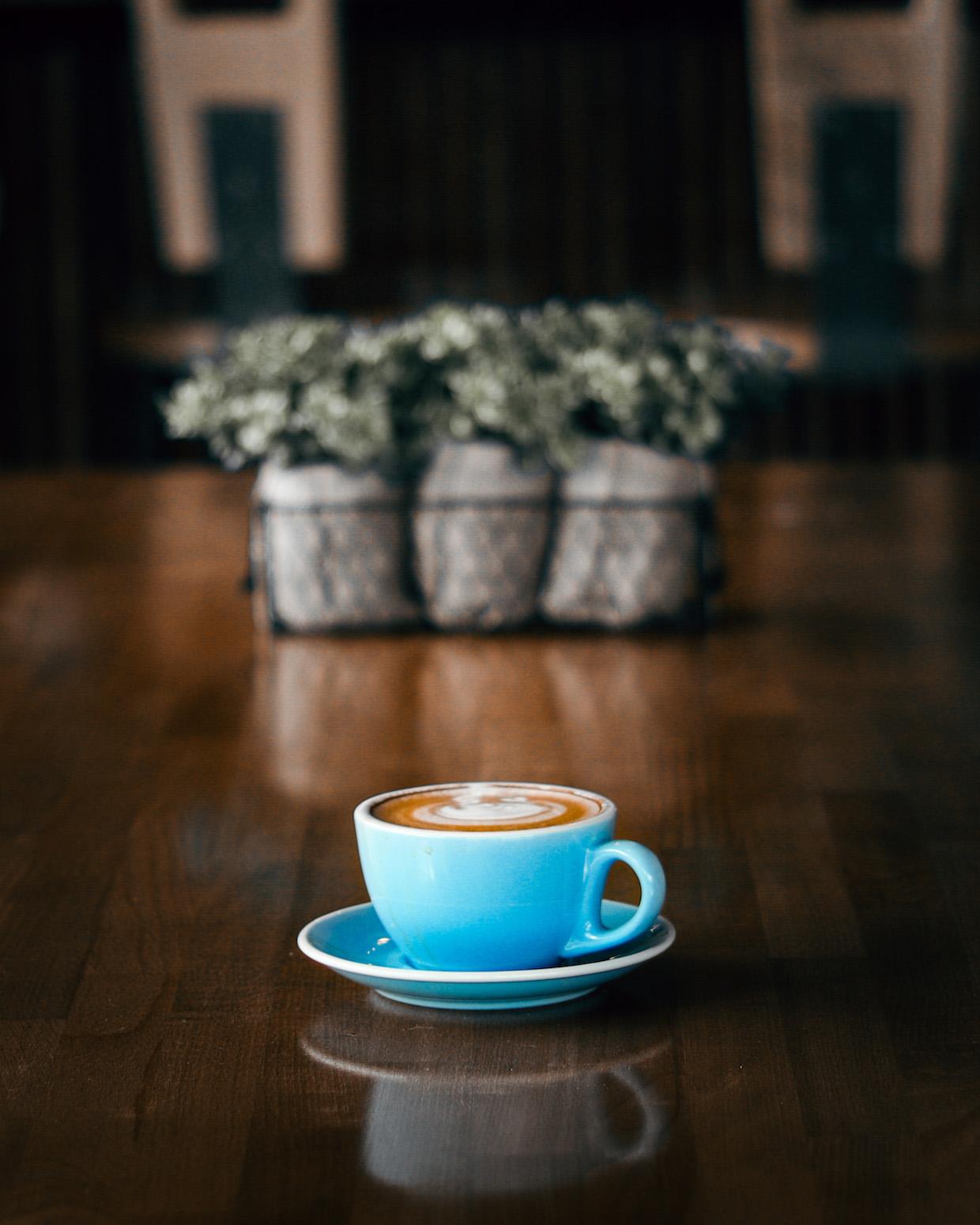 Boissons au café Barbarossa