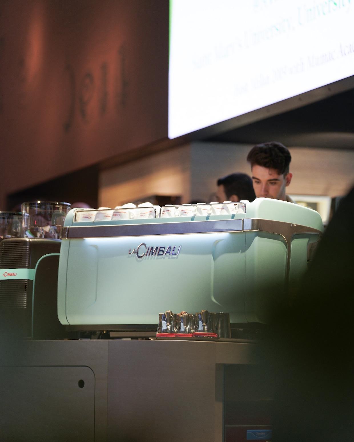 Espresso La Cimbali