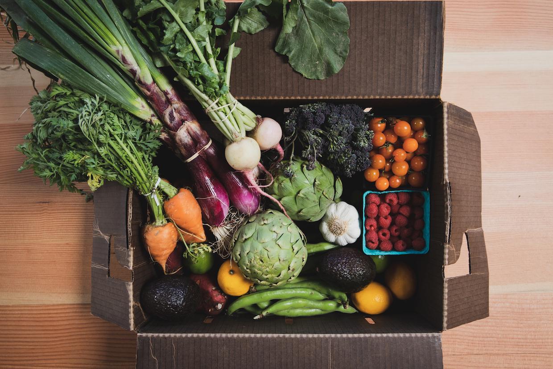 Légumes Dispositifs de vision