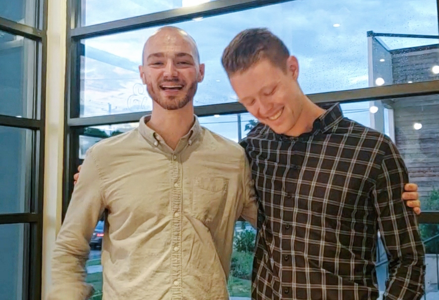 Tyler et Erik