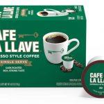 Café La Llave lance des dosettes de café en portion individuelle Espresso