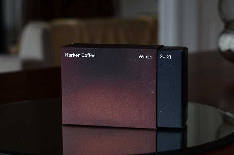 Harken Coffee Winter