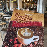Le propriétaire du café de Da Vinci crée Latte Throwdown, le jeu de société