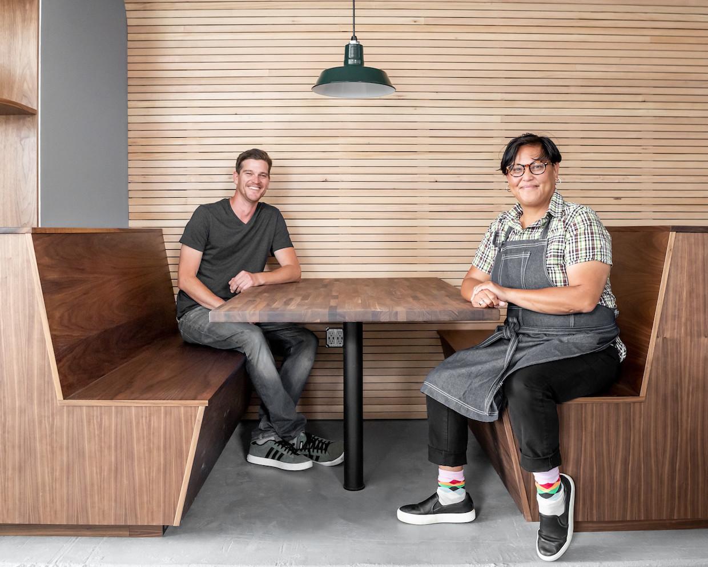 Propriétaires de Noe Cafe