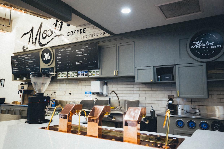 Bar à café Mostra 8