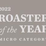 Présentation des finalistes du Micro torréfacteur de l'année 2022
